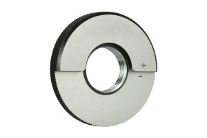 "Thread ring gauge R 1/8"" (Gauge No. 3)"